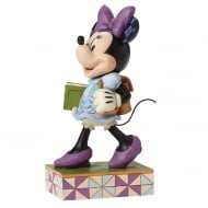 Top of the Class Minnie Mouse Figurine