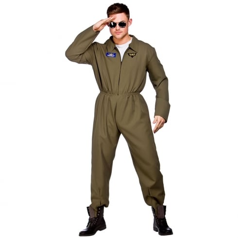 Wicked Costumes Top Shot Pilot (M)