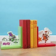 Toy Story Sheriff Woody & Buzz Lightyear Bookends