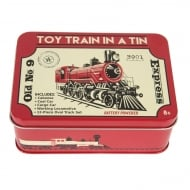 Train In A Tin
