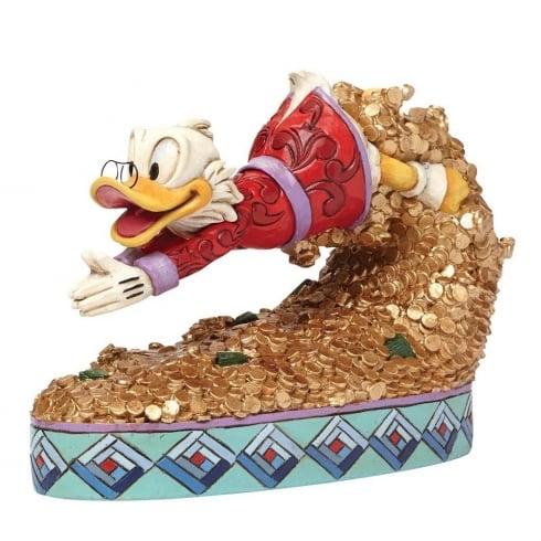 Disney Traditions Treasure Dive (Scrooge McDuck)
