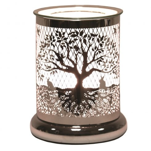 Aromatize Ltd Tree Of Life Touch Burner 17cm