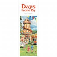 Trevor Mitchell Days Gone By Slim Calendar 2019