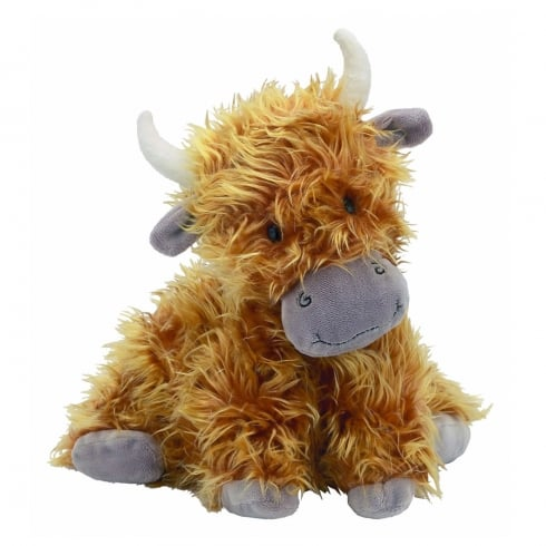 Jellycat Truffles Highland Cow Medium 26cm