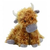 Truffles Highland Cow Medium 26cm