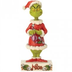 Two - Sided Naughty Nice Grinch