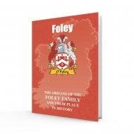 UK Name Book Foley (Irish) 978-1-85217-326-5