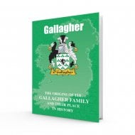 UK Name Book Gallagher (Irish) 978-1-85217-257-6