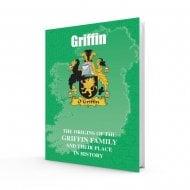 UK Name Book Griffin (Irish) 978-1-85217-404-0
