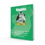UK Name Book Higgins (Irish) 978-1-85217-405-7