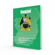 UK Name Book Hogan (Irish) 978-1-85217-318-0