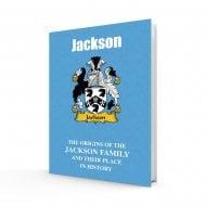 UK Name Book Jackson 978-1-85217-469-9