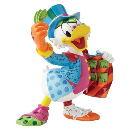Disney By Britto Uncle Scrooge Figurine 4051800