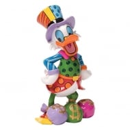 Uncle Scrooge with Money Bags Figurine