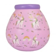 Unicorn Pattern Pot Of Dreams