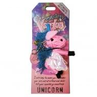 Unicorn Voodoo Keyring