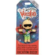 Vacation Buddy Keyring Bag Tag