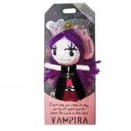 Vampira Voodoo Keyring