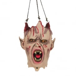 Vampire Hanging Head Sound and Light