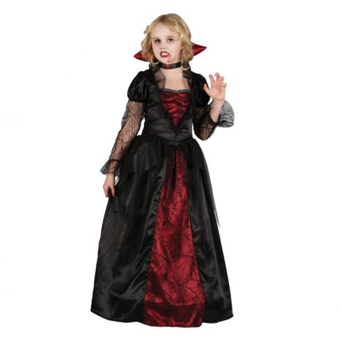 Wicked Costumes Vampire Princess (8-10) Large