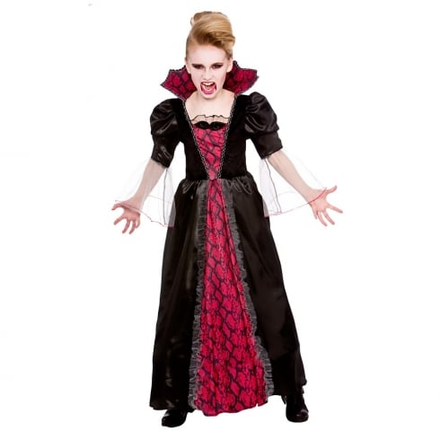 Wicked Costumes Victorian Vampires (8-10) Large