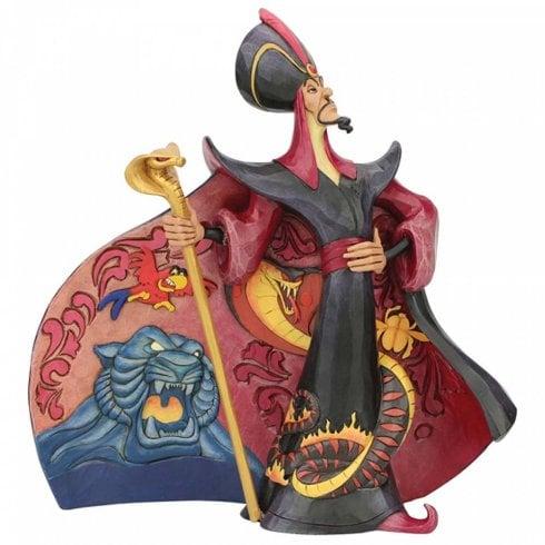 Disney Traditions Villainous Viper (Jafar Figurine)
