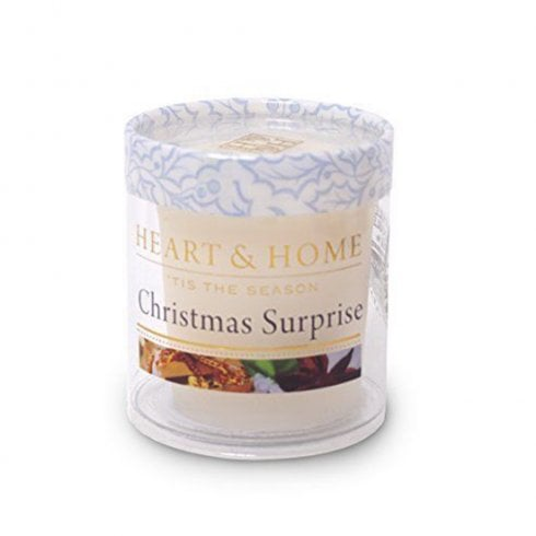 Heart & Home Votive Candle Christmas Surprise