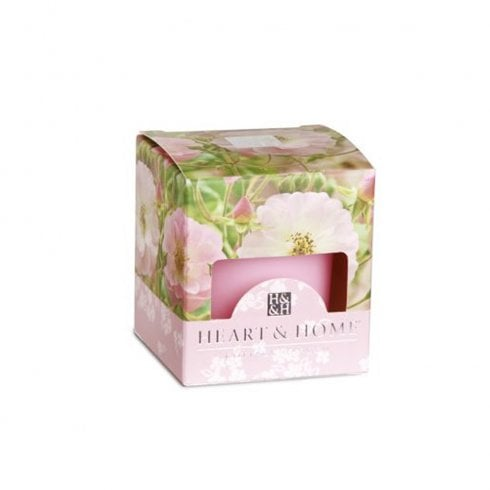 Heart & Home Votive Candle Rambling Rose