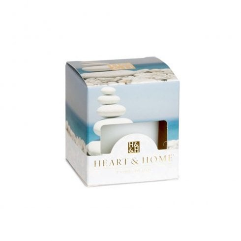 Heart & Home Votive Candle Simply Spa