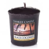 Votive Sampler Black Coconut