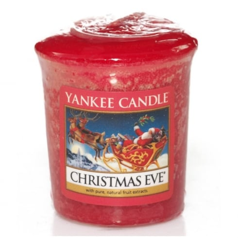 Yankee Candle Votive Sampler Christmas Eve