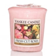 Votive Sampler Fresh Cut Roses
