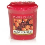 Votive Sampler Mandarin Cranberry