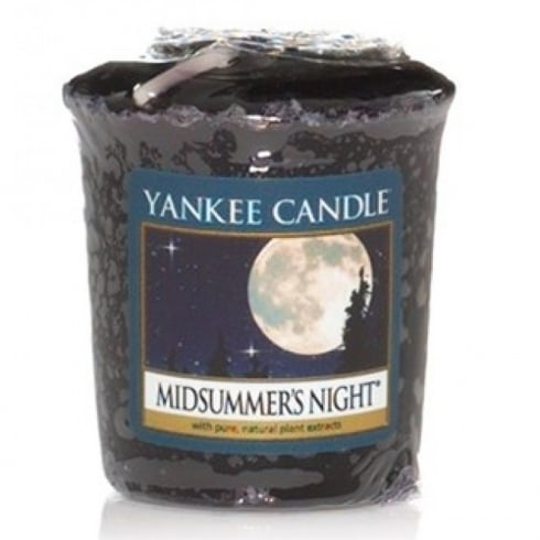 Yankee Candle Votive Sampler Midsummers Night
