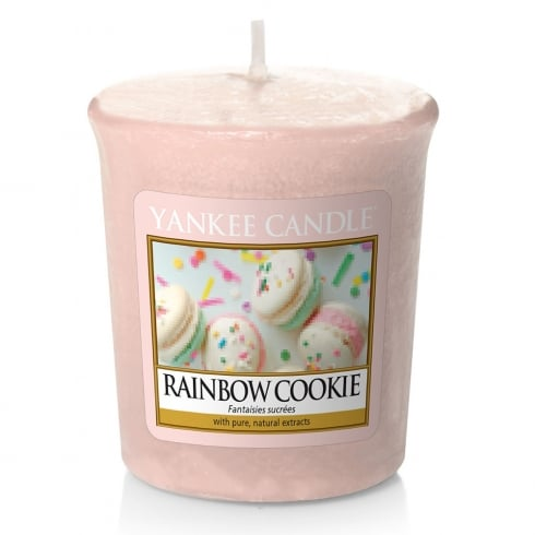 Yankee Candle Votive Sampler Rainbow Cookie