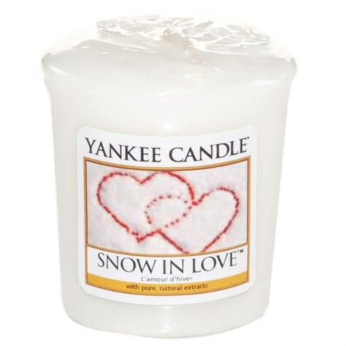 Yankee Candle Votive Sampler Snow In Love