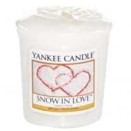Votive Sampler Snow In Love