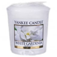 Votive Sampler White Gardenia