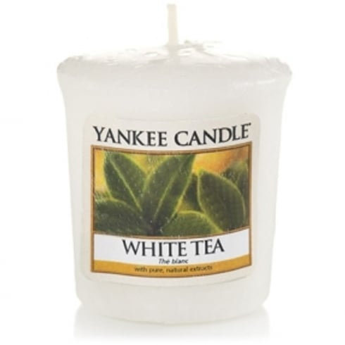 Yankee Candle Votive Sampler White Tea