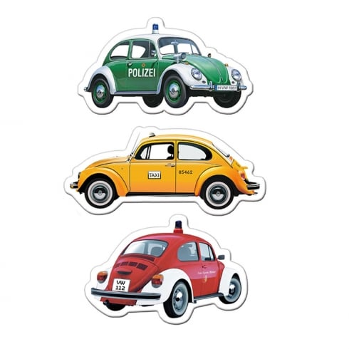 VW Collection VW Beetle Magnets Special Edition