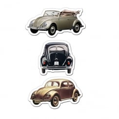 VW Magnets Classic Collection