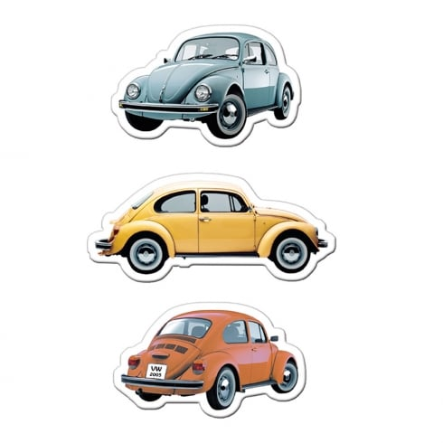 VW Collection VW Magnets Final Collection