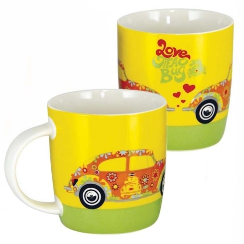 VW Collection VW Mug Flower