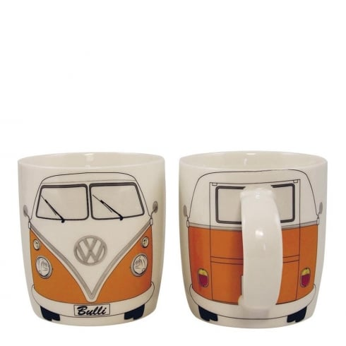 VW Collection VW TI Mug - Orange