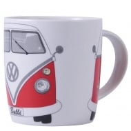 VW TI Mug Red