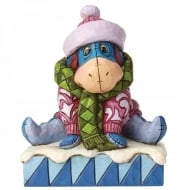 Waiting For Spring Eeyore Figurine