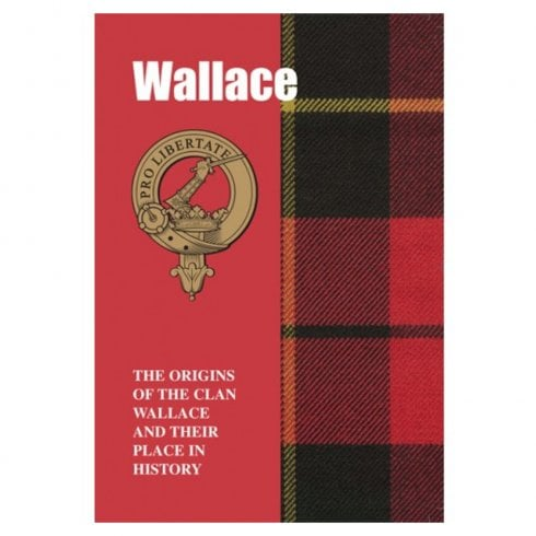 Lang Syne Publishers Ltd Wallace Clan Book