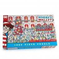 Wally Gaye Paree 1000 Piece Family Jigsaw Puzzle