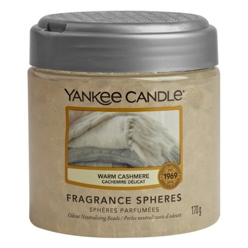 Yankee Candle Warm Cashmere Fragrance Spheres
