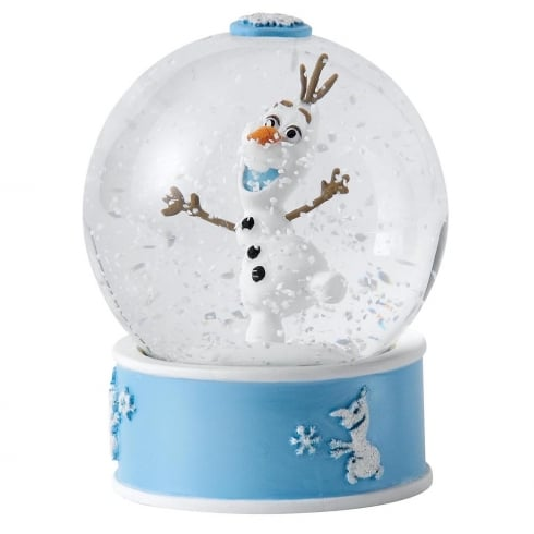 Disney Enchanting Collection Warm Hugs Olaf Waterball